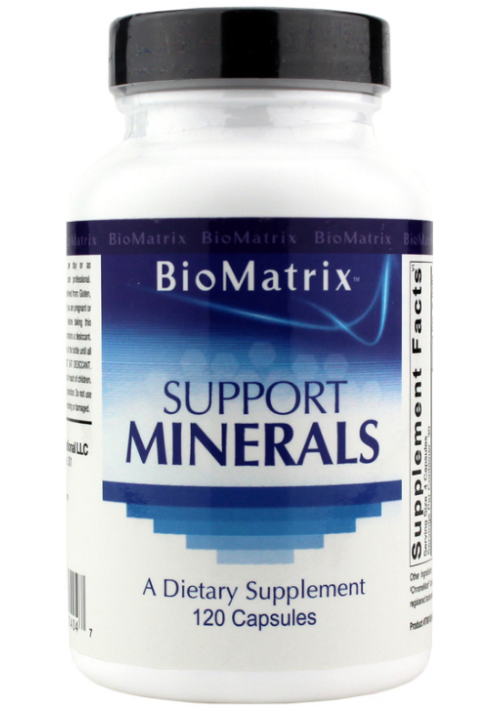 Biomatrix Support Minerals