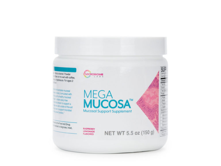 MegaMucosa MUCOSAL SUPPORT